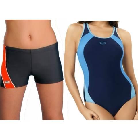 kąpielówki i strój - nauka pływania Bydgoszcz