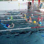 Gramy w piłke szkoła pływania Bydgoszcz