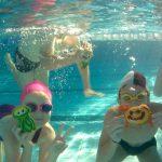 Nurkowanie ze szkoła pływania Hanami