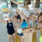 Dyplom fun - szkoła pływania Hanami
