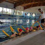 nauka pływania Hanami