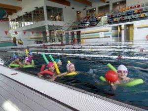 Zajęcia grupowe nauka pływania Hanami