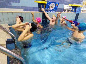 Zajęcia w szkole pływania Hanami Bydgoszcz