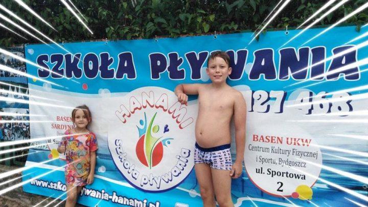 Nauka pływania Bydgoszcz 2019/2020